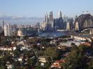 Sydney Image - View Of The Bridge