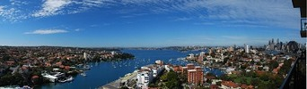 Thumbnail Sydney Image - Neutral Bay Harbour Panaramic View