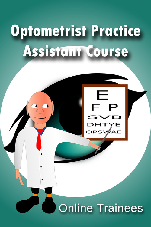 Product picture Optometrist Practice Assistant Course