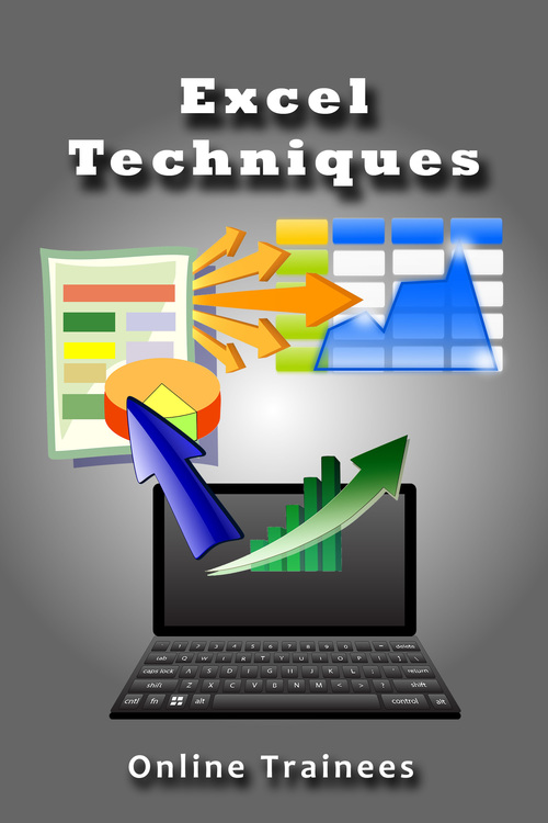 Product picture Excel Techniques